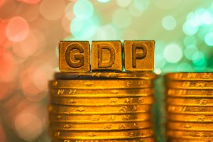 India's economy shrinks, GDP down by record 7.3 pc in FY21
