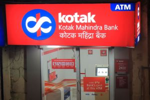 Kotak Mahindra Bank shares gain over 2 pc after Q4 earnings