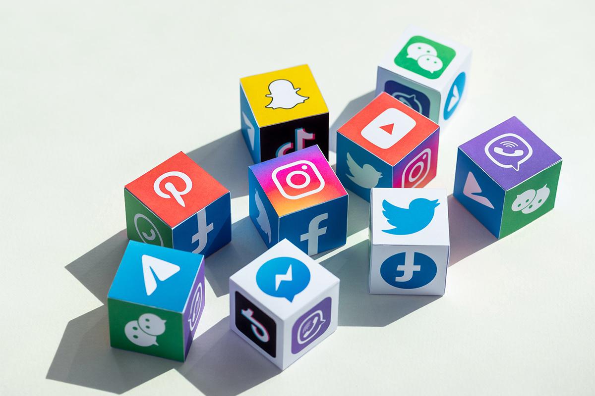 social media, Indian variant