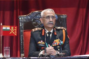 Army chief reviews security situation along LoC in Kashmir