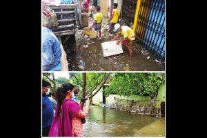 3 die as rains pound Malda; locals up in arms