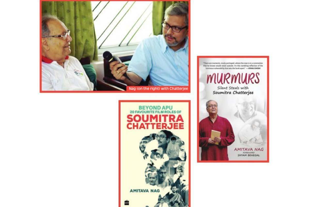 Soumitra Chatterjee, Satyajit Ray, international cinema, Marquee