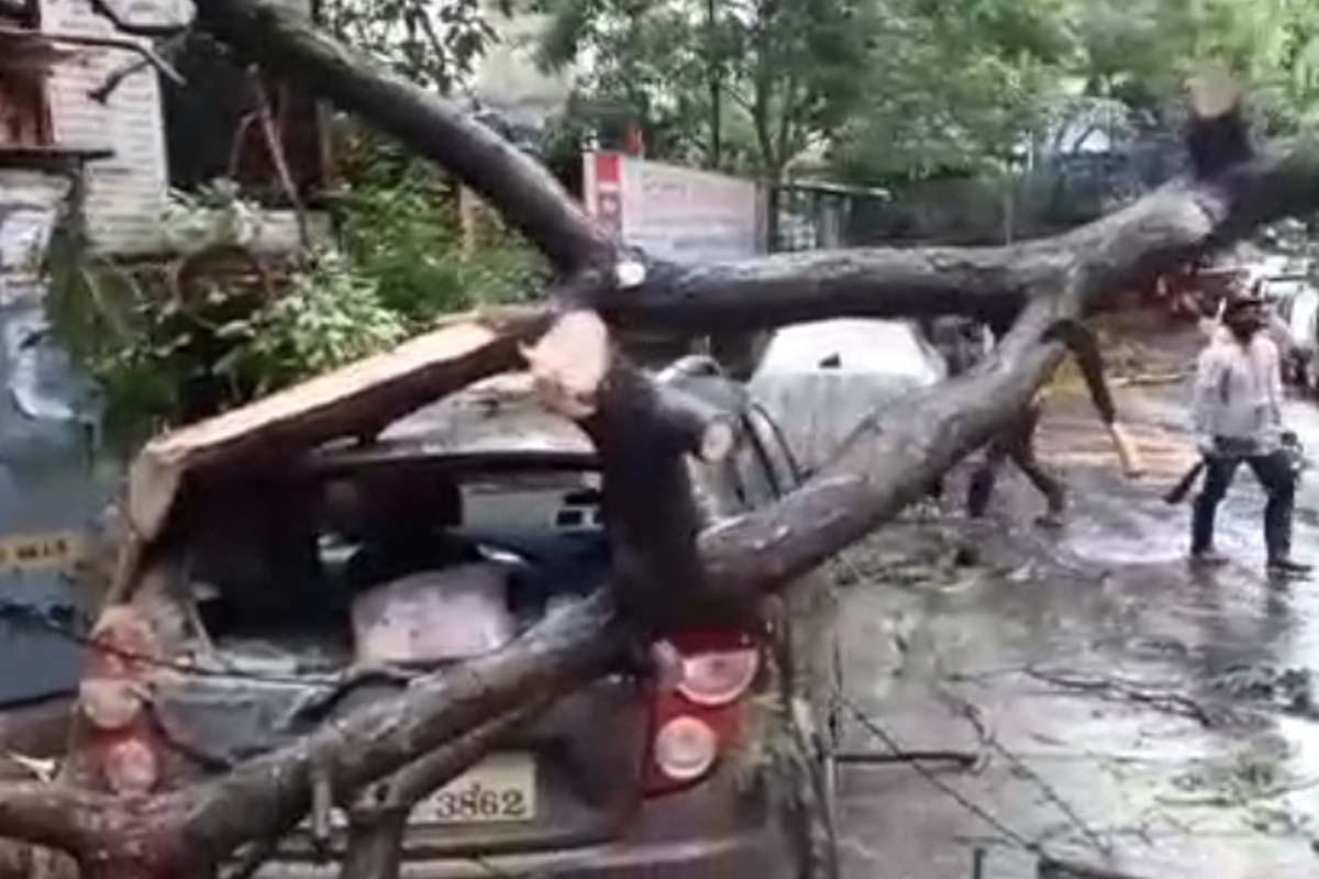 Cyclone Tauktae, storms