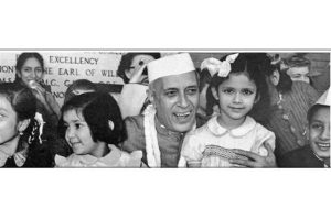 Connecting with Nehru~II