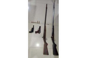 Arms smuggling racket busted, kingpin nabbed