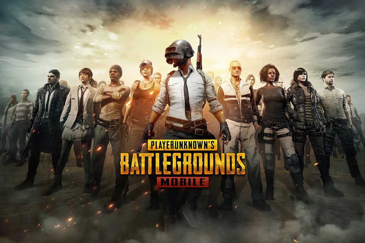Battlegrounds Mobile India, PUBG India, Krafton