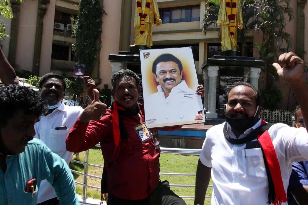 Tamil Nadu, DMK