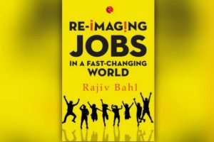 Author Rajiv Bahl's new literary take on jobs post-pandemic