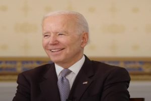 Biden: Infrastructure vow not intended to be veto threat