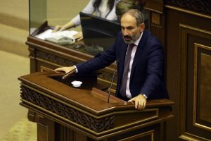 Armenia votes in election triggered by war defeat