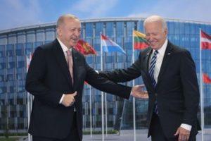 Biden, Erdogan hold 'fruitful & sincere' meeting