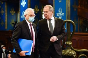'EU-Russia ties at lowest possible level'