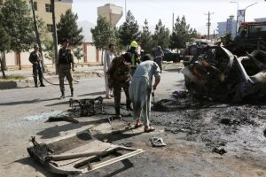 Afghan govt appoints new key ministers as violence intensifies