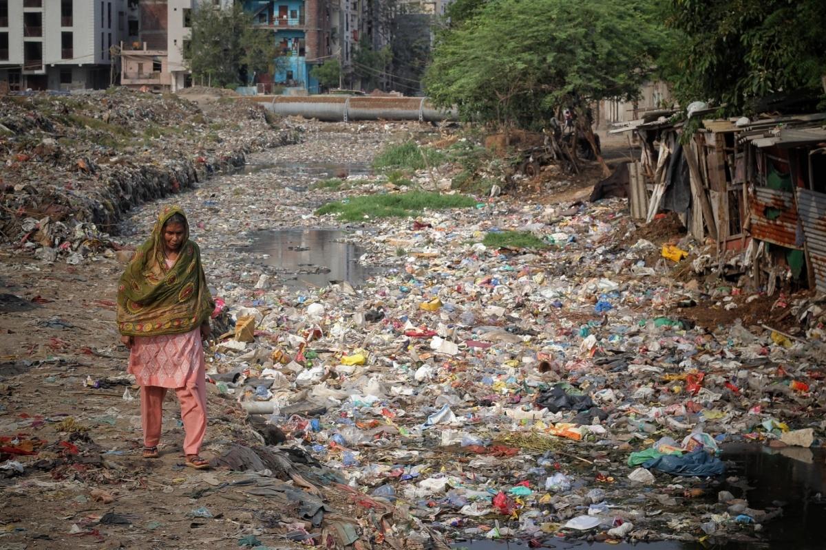 dumpyards of Chenni, microplastics, Environment, pollution