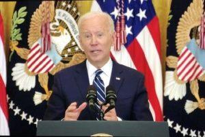 Biden calls Putin 'worthy adversary'