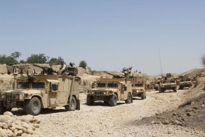 Taliban sets fire to shops, houses in north Afghanistan