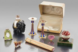 Christie's to auction Duchess of Abercorn's Faberge Collection