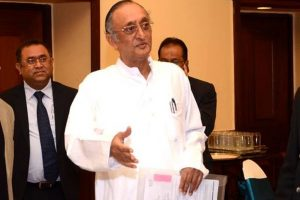 Bureaucrats undermining powers of GST Council : Amit Mitra