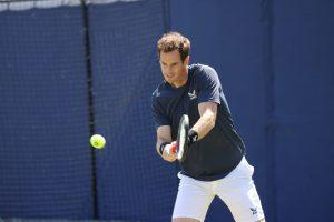 Queen's Club: Murray returns after 3 yrs, wins 1st match