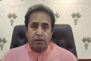 Former Home Minister Anil Deshmukh's residence raided by ED