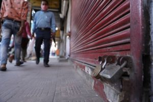 Corona curfew lifted in all UP districts except four