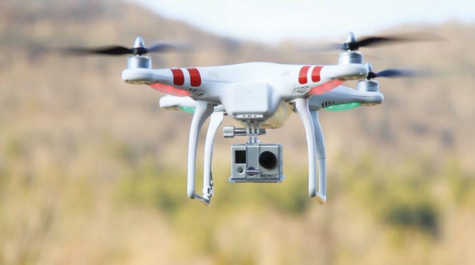 drones, Jammu, Indian Air Force