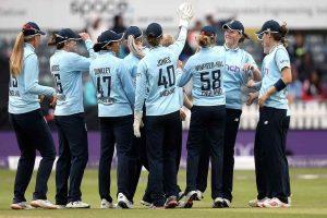England women beat India in first ODI