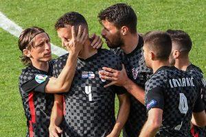 Croatia 1-1 draw against Czech Republic