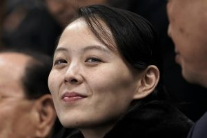 Kim sister derides US official, dismisses chances for talks