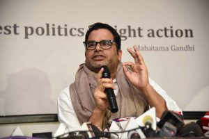 Prasant Kishore meets Pawar for third time in a fortnight