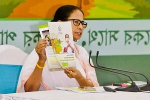 No incidents of political violence in Bengal: Mamata