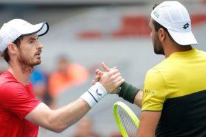 Queen's Club : Matteo Berrettini beats Andy Murray