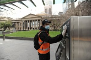 Melbourne to ease curbs despite rise in Covid cases