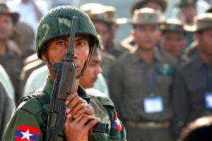Mandalay shootout Worries Myanmar Junta