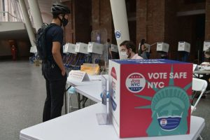Long wait for results begins in NYC mayoral primary