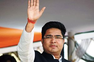 Abhishek to sound poll bugle in Tripura