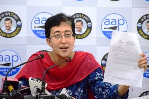 AAP MLA Atishi served IT notice over FD and mutual funds, party says 'vendetta politics'