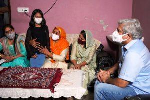 Delhi govt provides Rs 1 Crore of Ex-gratia to family of deceased Covid warrior