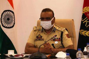 J&K DGP orders gearing up war against drugs