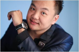 Public speaker DJL Jonathan Lim combines style and swag to wade ahead