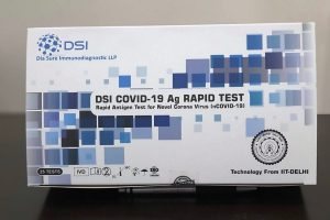 IIT Delhi develops Rapid Antigen Test Kit for COVID-19