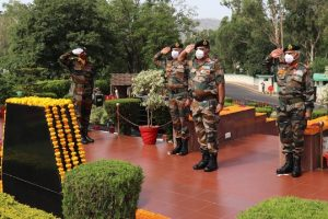 Indian Army's strategic Northern Command celebrates golden jubilee