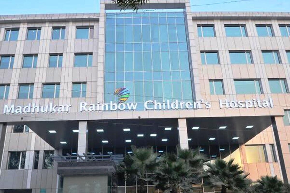 Delhi, Sputnik V, Madhukar Rainbow chain of Children Hospitals