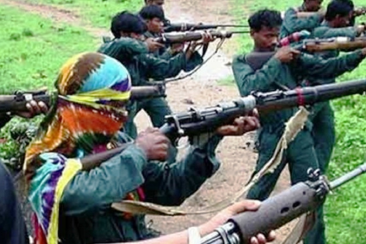 Maoists, Naxals, Visakhapatnam, Andhra Pradesh