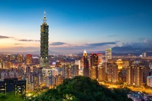 Taiwan's troubles