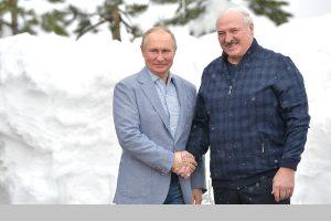 Curbs on Belarus