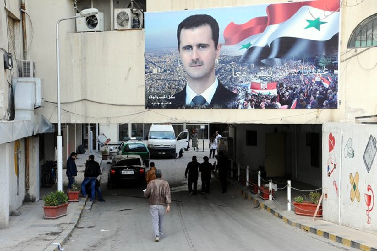 Farcical election, Bashar al-Assad, Syria, United Nations