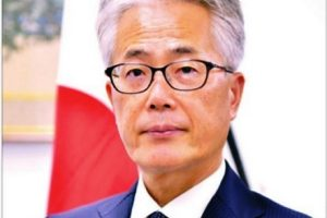 Saturday Interview | 'Japan stands with India'
