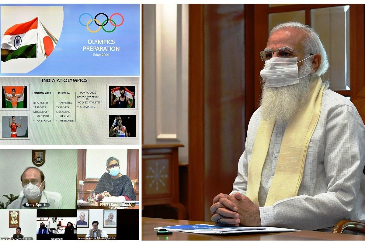 Olympics, Narendra Modi, Tokyo Olympics