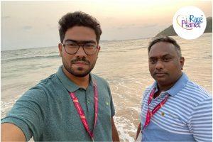 Ranodeep Saha and Vijaya Kumar are encouraging indigenous artisans with Rare Planet